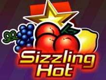 Играть на деньги в автомат Sizzling Hot
